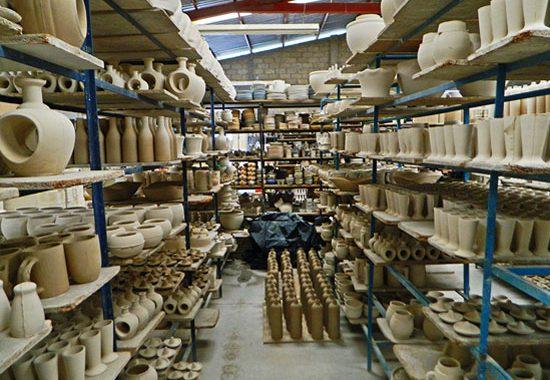 Proceso de secado de piezas cer micas deshumidificadores for Ceramicas para piezas
