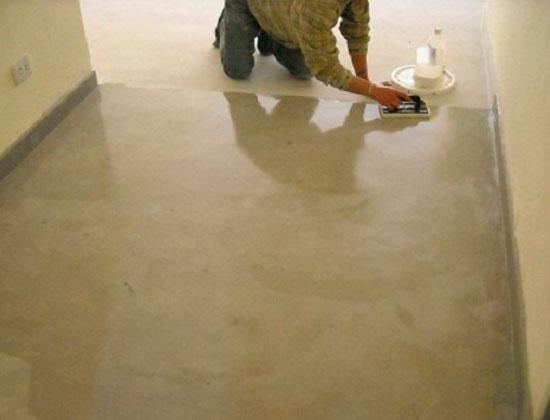 C mo controlar la humedad en un piso de concreto - Tipos de deshumidificadores ...