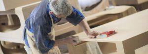 Inspección de humedad en madera