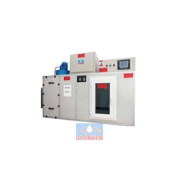 Deshumidificador desecante estándar rotatorio capacidad 19.8 KG/H