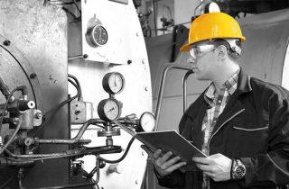 Protección de maquinaria y equipos industriales por medio de control de humedad y temperatura
