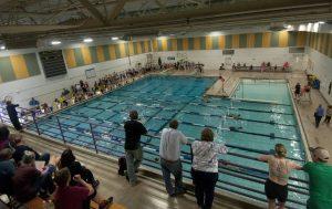 deshumidificador industrial para área de piscina